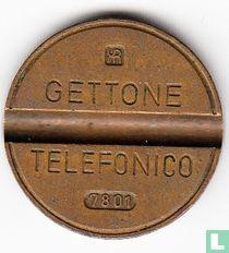 Gettone Telefonico 7801 (IPM)
