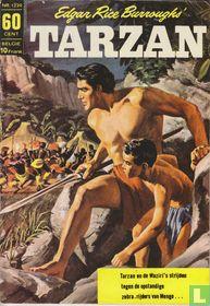 Tarzan en de Waziri´s strijden tegen de opstandige zebra-rijders van Mengo...