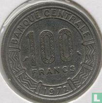 Cameroon 100 francs 1972 (CAMEROUN)