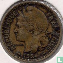 Cameroon 1 franc 1924