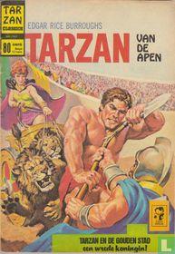 Tarzan en de gouden stad - een wrede koningin!