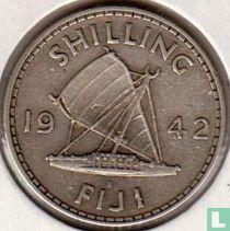 Fiji 1 shilling 1942