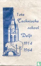 1 ste Technische school Delft