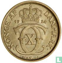 Dänemark ½ Krone 1924
