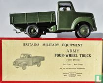 Army four wheel truck (tipping body) 3rd version