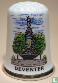Hanzestad Deventer (NL)