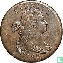 Verenigde Staten 1 cent 1796 (LIHERTY)