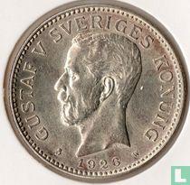 Zweden 2 kronor 1926