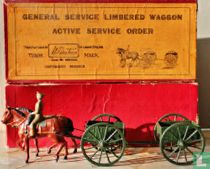 General Service Limbered Wagon Active Service Order