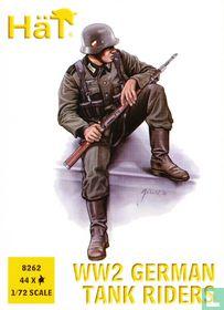 WW2 German Tank Riders