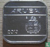 Aruba 50 cent 2013