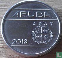 Aruba 5 cent 2013