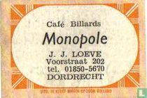 Café Billards Monopole - J.J.Loeve