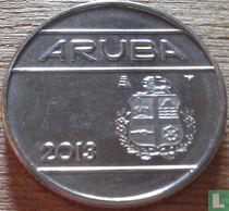 Aruba 10 cent 2013