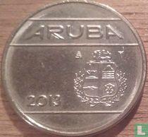 Aruba 25 cent 2013
