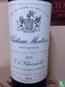 Chateau Montrose 1978, 2E Cru Classe, 1
