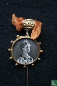 1898-1938 (Koningin Wilhelmina)