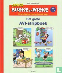Het grote AVI-stripboek