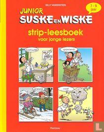 Strip-leesboek voor jonge lezers