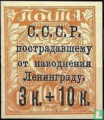 Watersnood Leningrad