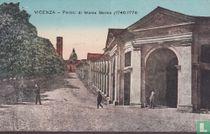 Vincenza Italia Portici di Monte Berico