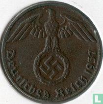 Duitse Rijk 1 reichspfennig 1937 (D)