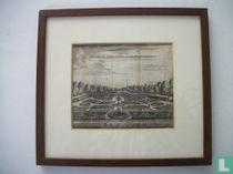 Afbeeldingh des Middel-Thuyns van den Hartogh van Orleans