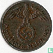 Duitse Rijk 1 reichspfennig 1937 (J)
