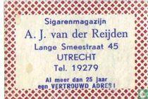 Sigarenmagazijn A.J. van der Reijden