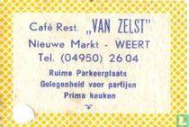 Café Restaurant Van Zelst