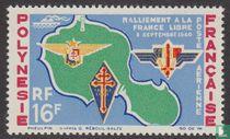 Hereniging met Vrij Frankrijk