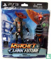 Ratsche Clank Future: Smuggler