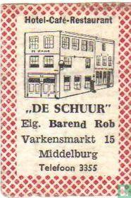 HCR De Schuur - Barend Rob