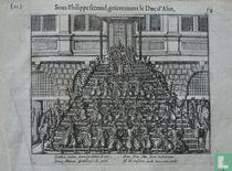 Exulibus veniam summâ proclamat ab arce