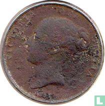 Verenigd Koninkrijk 1 penny 1851