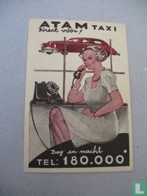 Atam Taxi  Dag en Nacht