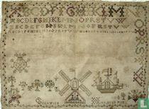 Geertien Harmens Anno 1733