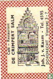 Cafe Rest. De Crimpert Salm - Joh. J.v.Kaam