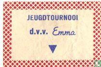 Jeugdtoernooi d.v.v. Emma