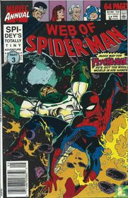 Web of Spider-Man Annual 6