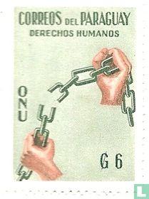 ONU - Déclaration des droits de l'homme