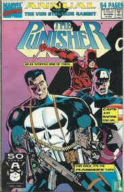 The Punisher Annual 4