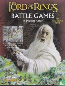 DeAgostini The Lord of the rings Battle Games in Midden Aarde 1 The Two Towers editie