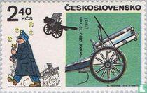 Historische Kanonen