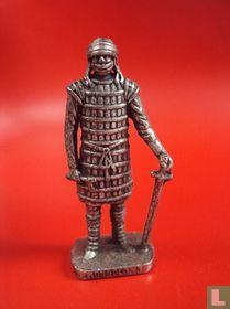 Mongool 3 (zilver)