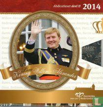 "Netherlands mint set 2014 (part 2) ""Abdication set"""