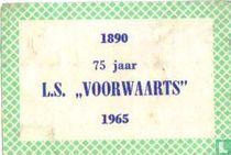 75 jaar L.S. Voorwaarts