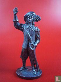 Musketier Hollands (ijzer)