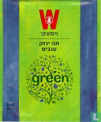 Green Tea Grapes