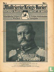 Illustrierter Kriegs-Kurier 1